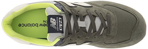 Baskets Covert Dark Homme Balance Pigment Hvc Vert New Ml574v2 Green qxAvEP4p