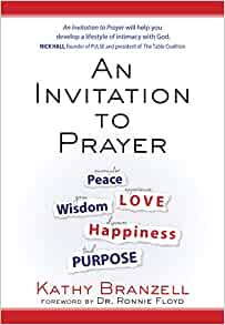 An Invitation to Prayer: Developing a Lifestyle of Intimacy