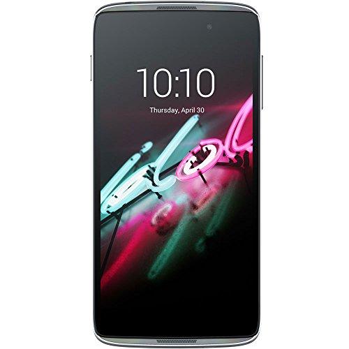 Alcatel ONETOUCH IDOL 3 (5.5) SIM-Free Smartphone – Dark Grey