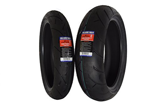 17 Motorcycle Tires - 8