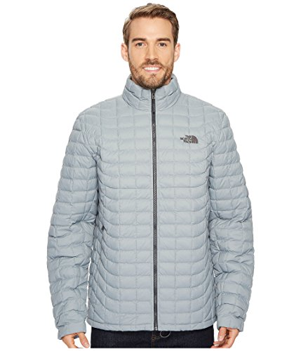 The North Face Men's Tall Thermoball Jacket - Monument Grey Matte - 2XL (Past Season) -
