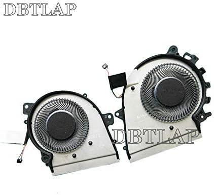 DBTLAP Cooling Fan Compatible for FCN DFS150705AF0T FKGH DC5V 0.5A Cooler Cooling Fan