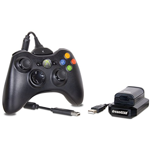 dreamGEAR – Power Kit (charging cable + rechargeable battery + charging dock) - play while you charge! – for Xbox 360 by dreamGEAR (Image #5)