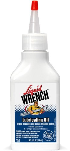 Liquid Wrench L204-12PK Lubricating Oil - 4 oz, (Case of 12)
