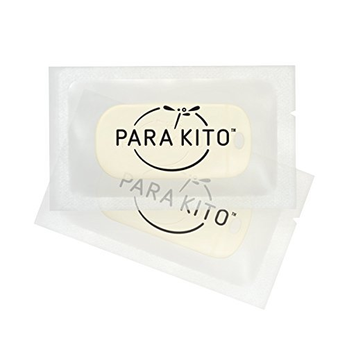 Para'Kito Mosquito Repellent - 2 Refills (15 Days Each)