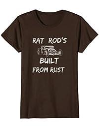 Rat Rod's Built from Rust T-shirt