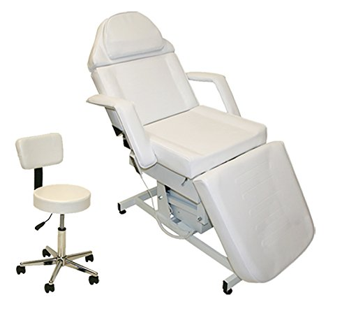LCL Beauty Fully Electric Adjustable Facial Bed / Massage Table