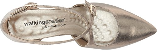 Stella Bronze Dahlia Cradles Walking Women's Mid Pump 1HxZnvqw