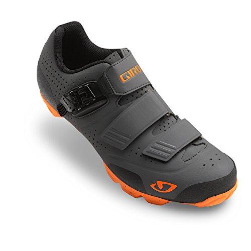 Giro Privateer R - Chaussures - orange/noir Modèle 43,5 2017 chaussures vtt shimano