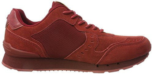 Herren 322308027500 Rot Red Bugatti Sneaker vH50wnxvqa