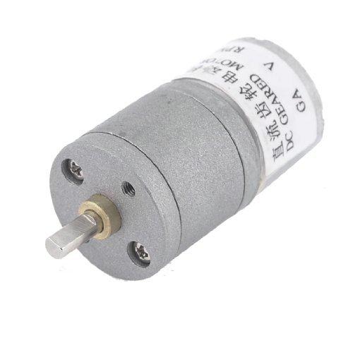 eDealMax 6VCC 20RPM Vitesse de sortie permanente Magnétisme électrique Motoréducteur by eDealMax (Image #2)