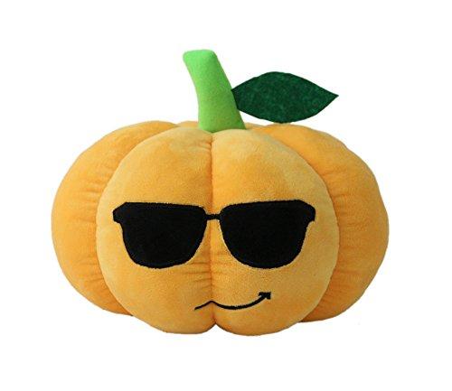 [DolphineShow Emoji Pillow Emoticon Stuffed Plush Toy Halloween Pumpkin Decorations Emoji Cushion] (Cheap Hallowen Costumes)