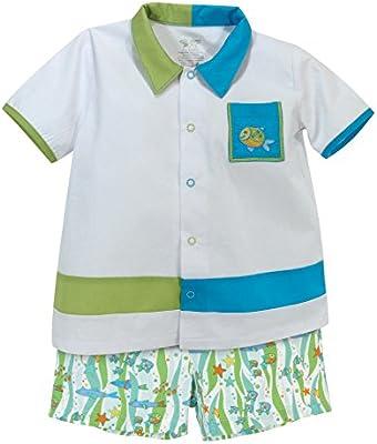 Amazon.com: Stephan bebé Go camisa de bolos para hombre de ...