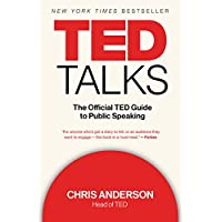 Deals on TED Talks The Official TED Guide to Public Speaking Kindle Edition