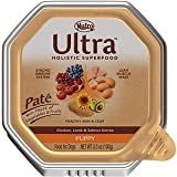 Nutro Ultra Puppy Pate Chicken, Lamb & Salmon Entree Dog Food Trays - 3.5-oz tray, case of 24 by Nutro