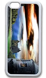 Beautiful Native Design Case for iPhone 5c TPU White by Cases & Mousepads