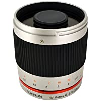 Rokinon 300M-MFT-S 300mm F6.3 Mirror Lens for Olympus Pen and Panasonic Interchangeable Lens Cameras - MFT