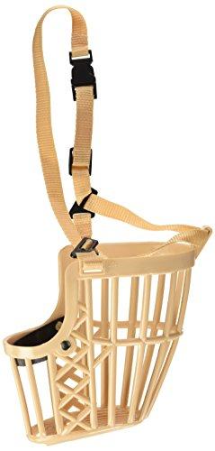 Guardian Gear Flexible Plastic Dog Basket Muzzle- X-Large, B