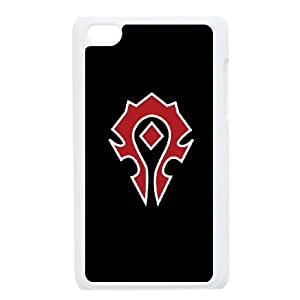 Ipod Touch 4 Csaes phone Case World of Warcraft MSSJ93319