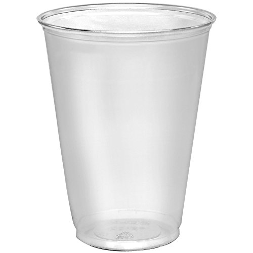 Price comparison product image SOLO TP10D Ultra Clear PETE Cold Cup,  10 oz. Capacity,  Clear (Pack of 100)