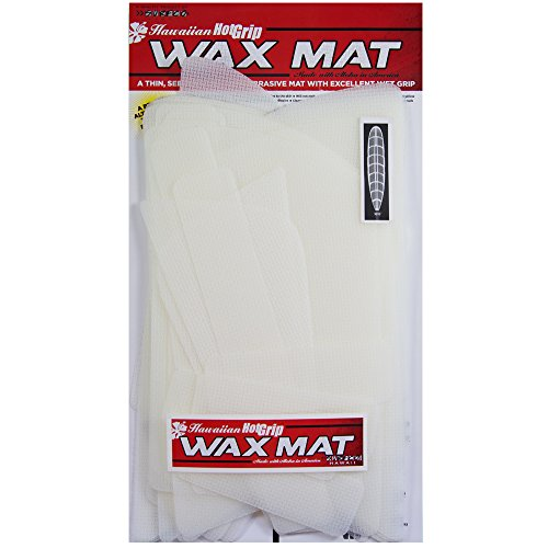SurfCo - Wax Mat Kit for 10' longboard full deck, a no mess surfboard wax alternative by Surfco Hawaii