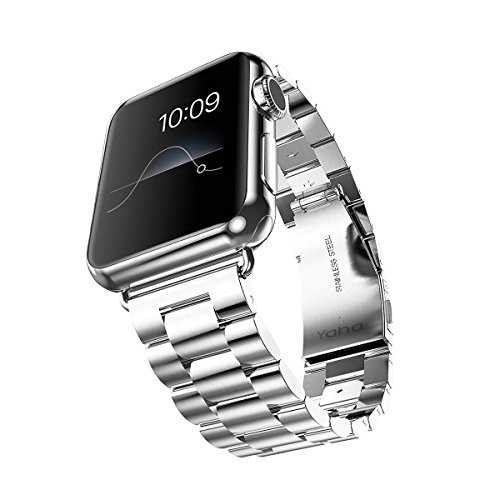 Yaha Stainless iWatch Replacement Bracelet