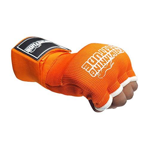 Infinitude Fight Boxing Inner Gloves Gel Padded Hand Wraps Elastic Hand Wraps for Boxing Gloves Quick Wraps Men & Women…
