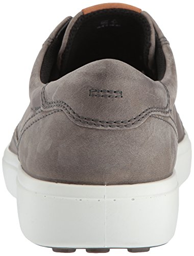 Ecco Heren Soft 7 Fashion Sneaker Wild Duif Grijs