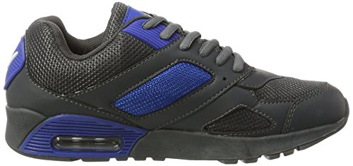 Nebulus Cooler Donna Sneaker 001 Grigio Antra SSrxzqd1
