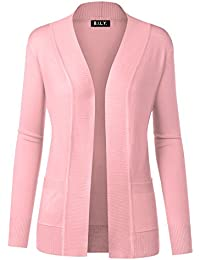 Amazon.com: Pinks - Cardigans / Sweaters: Clothing, Shoes & Jewelry