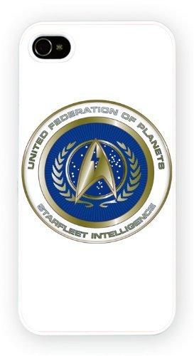 Starfleet Intelligence Logo Star Trek, iPhone 6, Etui de téléphone mobile - encre brillant impression