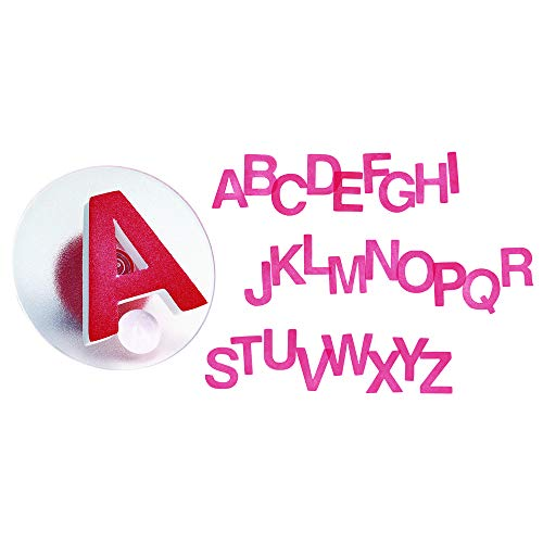 (Colorations Easy-Grip Stampers, Uppercase Alphabet - Set of 26 (Item # UPSTMP))
