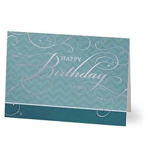 Hallmark Business Birthday 75 Pack Assorted Cards for Employees or Customers (Pack of 75 Assorted Greeting Cards for Business) by Hallmark Business Connections (Image #3)