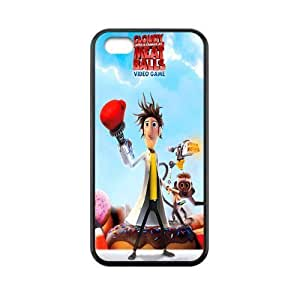 MMZ DIY PHONE CASECustom Cloudy With A Chance Of Meatballs Back Cover Case for ipod touch 5 JN5C-316