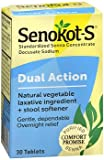 Senokot S - 30 Tablets, Pack of 6