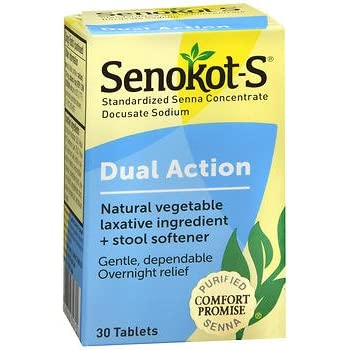 Amazon Com Senokot S Natural Vegetable Laxative
