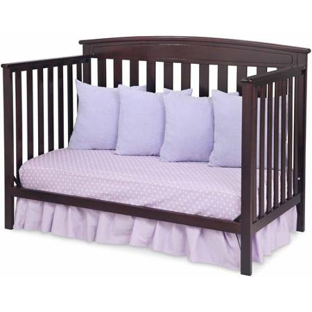 Convertible Baby Crib 4 In 1 Mattress Nursery Toddler Bed
