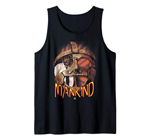WWE Mankind Mask  Tank Top -