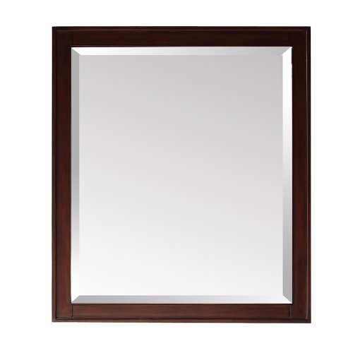 Avanity Madison 24 in. Mirror in Light Espresso finish
