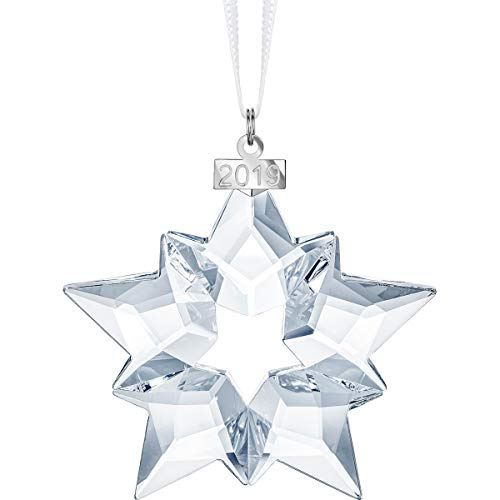 Swarovski Annual Edition 2019, Large Christmas Ornament, Clear]()
