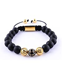 Pulseras de Hombre Shamballa Bracelets Mens Beaded Bracelets Jewelry PL0030