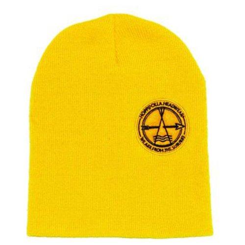 de Gorro hombre punto para Amarillo Hoppipolla amarillo 71apq5Hn1W