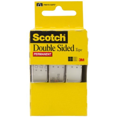 scotch-permanent-double-sided-tape-1-2-x-250-inches-3-pack-caddy3136-size-3-count-model-3136-hardwar