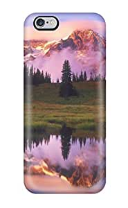 Excellent Iphone 6 Plus Case Tpu Cover Back Skin Protector Beautiful S (3D PC Soft Case)