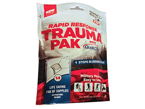 Adventure Medical Rapid Response Trauma Pak First Aid Kit