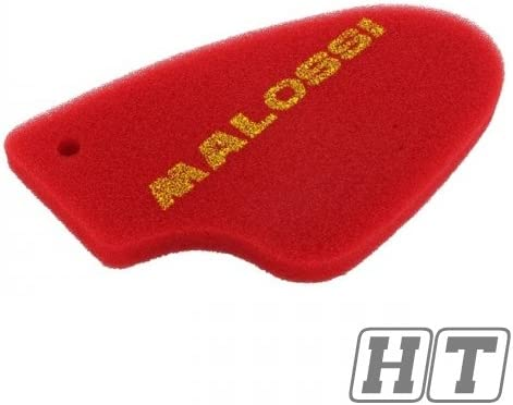per Original AIRBOX Red Sponge Filtro dell aria MALOSSI Malaguti F15/Fire Fox LC
