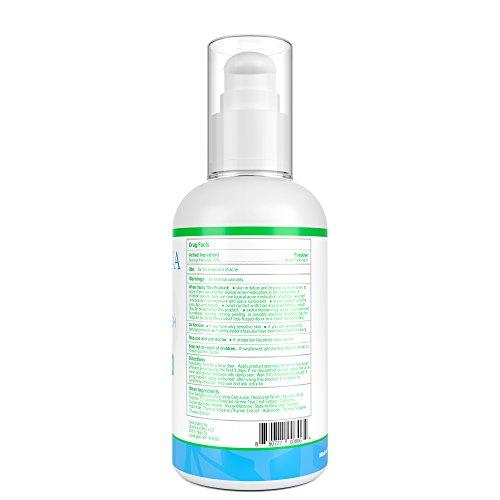 Kivoria Benzoyl Peroxide 10 % Acne Treatment Face and Body Wash, 8 Ounce