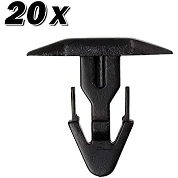 20x Front Rear Bumper Clip Retainer Fastener Fit For Honda Accord Civic 2001-05