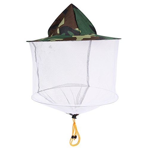 - Home & Garden - Beekeeper Bee Insect Fly Mask Hat With Net Mesh Face Fishing Equipment Summer Outdoor Anti Mosquito - Garden Toys Girls Home Sports Computers Electronics Beauty Phones Cell Access