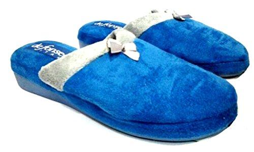 DE FONSECA ciabatte pantofole invernali da donna mod. PIETRA OTTANIO